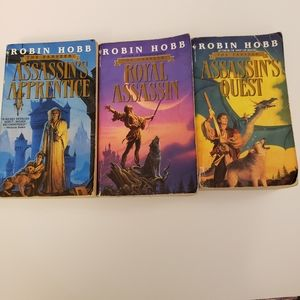 Robin Hob series book bundle